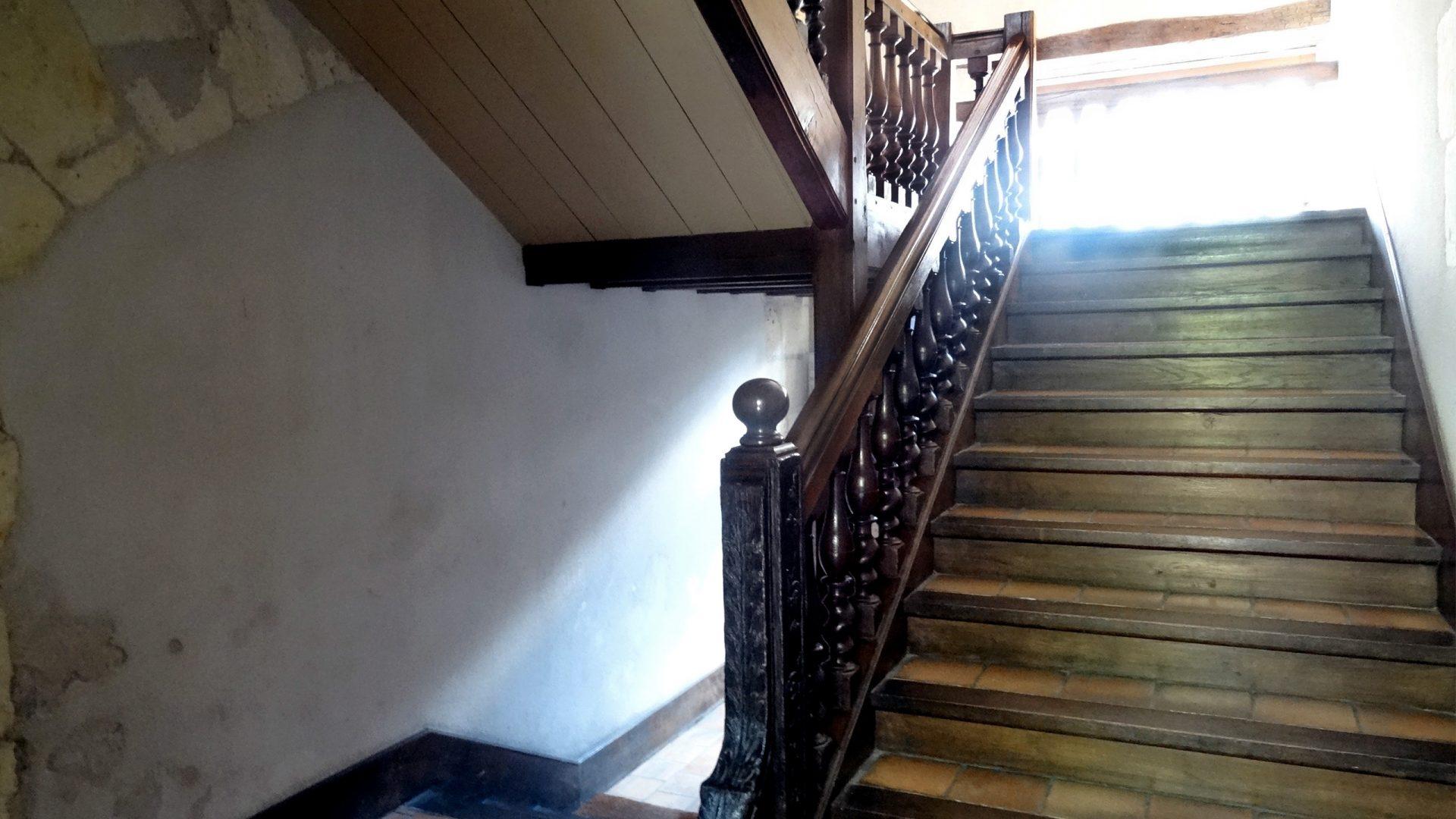 appartement de caractère Tours centre – quartier historique - Cabinet HOLSTEIN