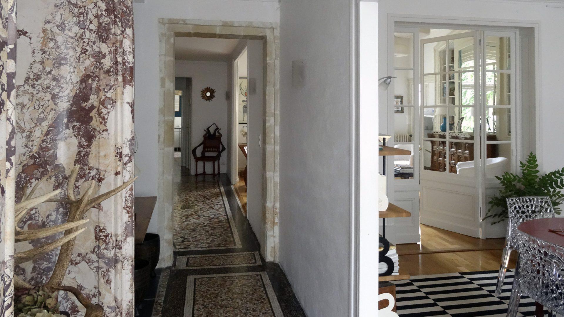 Tours centre – secteur Halles-Nationale- grande et élégante maison de famille avec jardin d'agrément - Cabinet HOLSTEIN